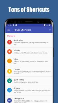 Power Shortcuts Cartaz
