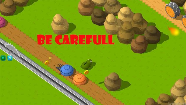 The Frog Tap and Jumping Snow Freak screenshot 1