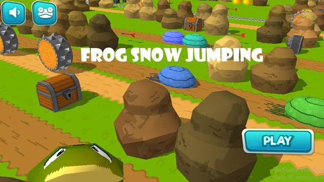 The Frog Tap and Jumping Snow Freak screenshot 5