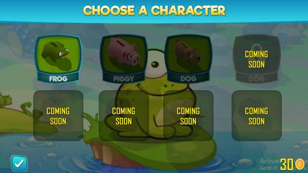 The Frog Tap and Jumping Snow Freak screenshot 6