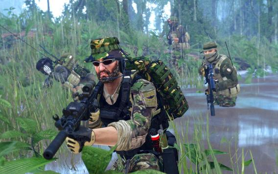 Call Of Hunter: FPS Commando Mission Game 3D - New screenshot 10