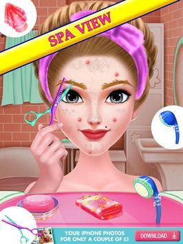 Prom Salon Girls Dressup screenshot 1
