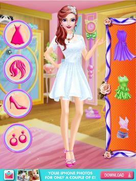Prom Salon Girls Dressup screenshot 3
