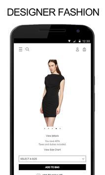Shop for SSENSE screenshot 9