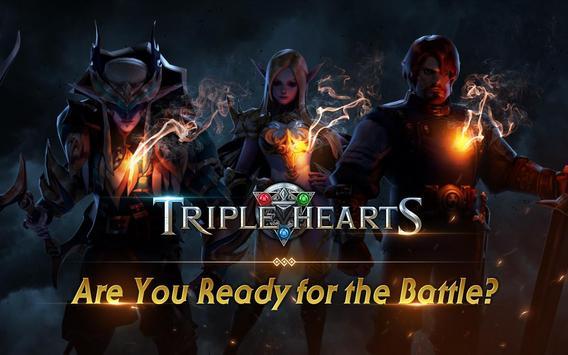 트리플하츠: 세개의 심장 poster