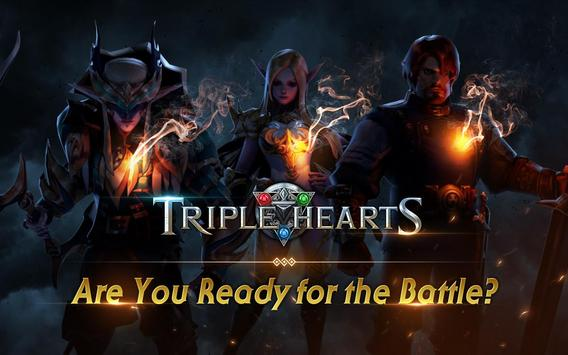 TripleHearts poster