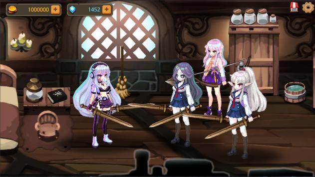 Rogue-like Princess : OFFLINE PIXEL RPG ảnh chụp màn hình 6