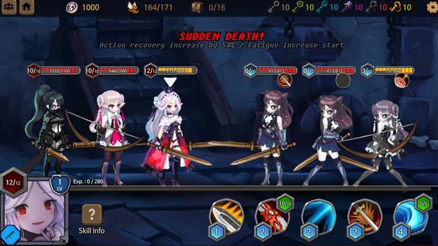 Rogue-like Princess : OFFLINE PIXEL RPG ảnh chụp màn hình 8
