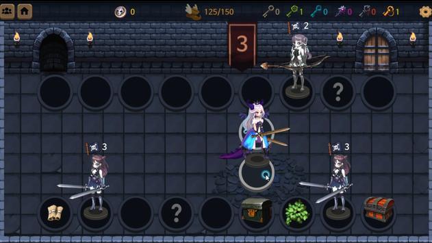 Rogue-like Princess : OFFLINE PIXEL RPG ảnh chụp màn hình 9