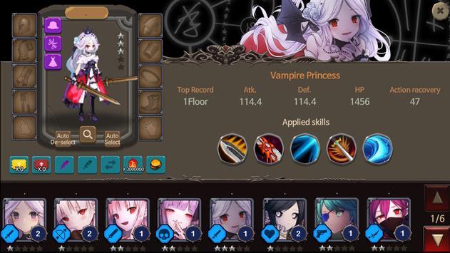 Rogue-like Princess : OFFLINE PIXEL RPG ảnh chụp màn hình 10