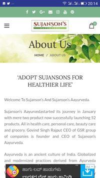 Sujansons - Ayurved screenshot 5