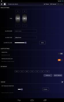 Soft Alarm Clock screenshot 11
