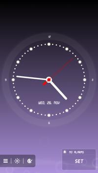 Soft Alarm Clock screenshot 1