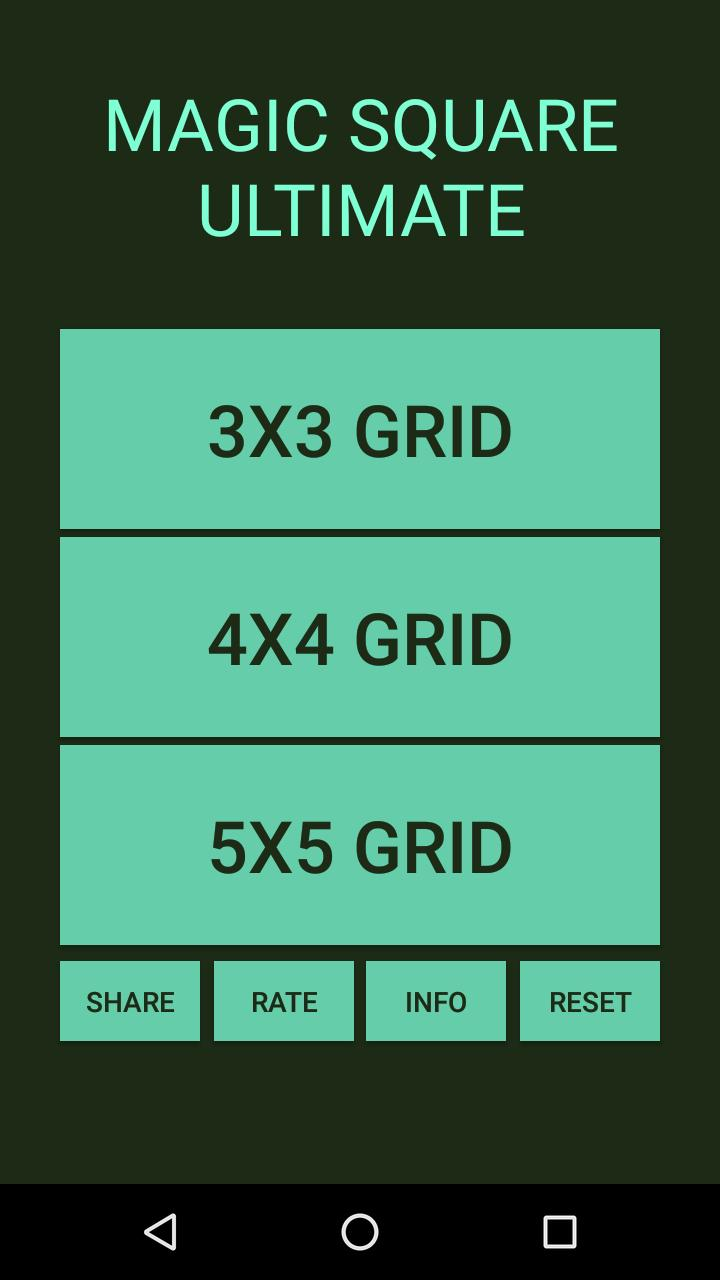 Magic Square Ultimate for Android - APK Download