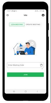 Viki - Free Video Conferencing & Meeting App screenshot 1