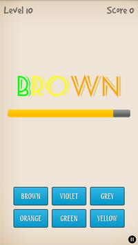 Color Word screenshot 5