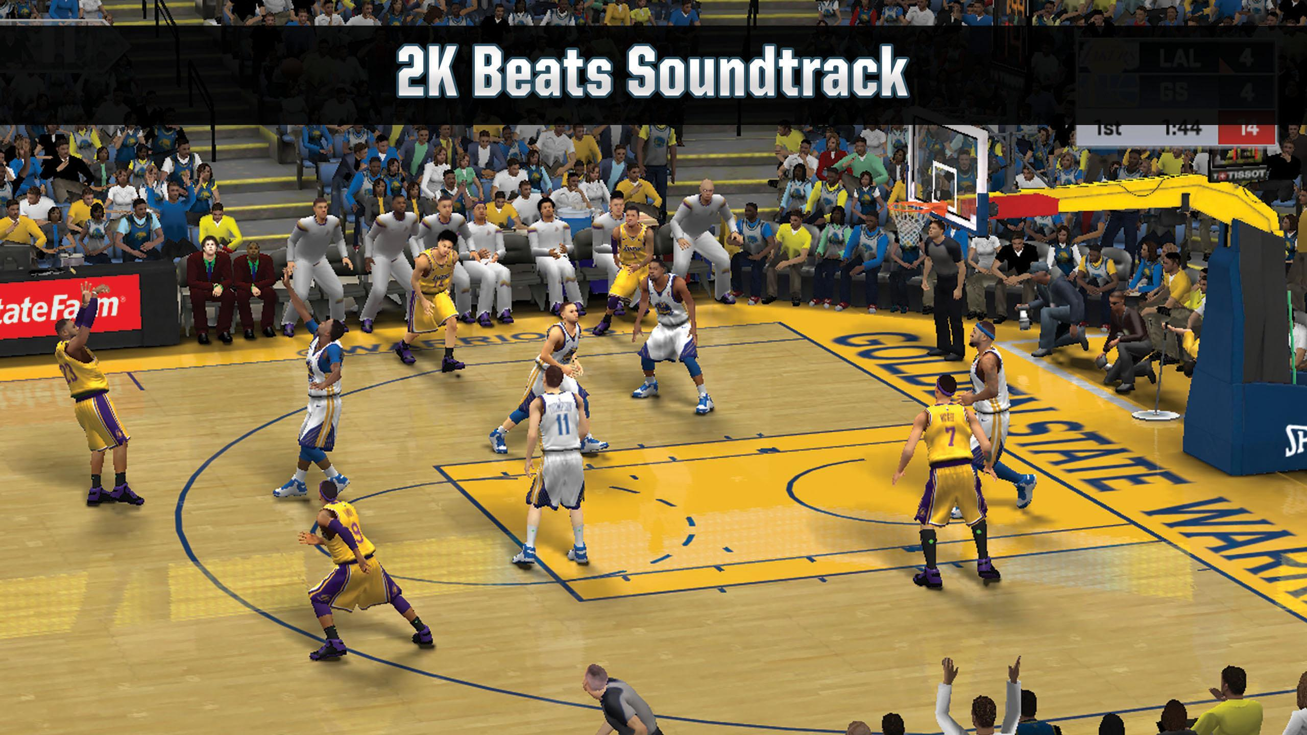 nba 2k19 for android free download