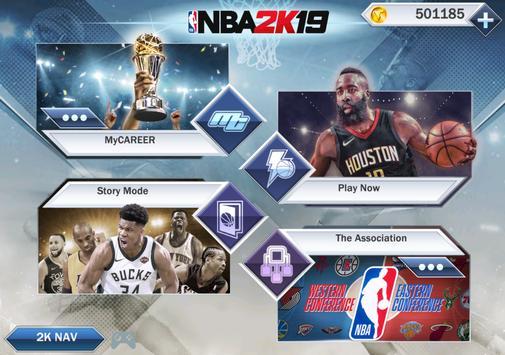 NBA 2K19 screenshot 9