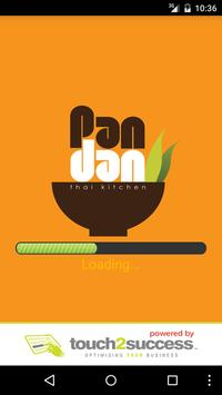 Pandan Thai Kitchen الملصق