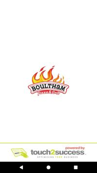 Boultham Pizza And Grill poster