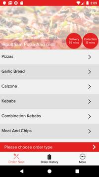 Boultham Pizza And Grill screenshot 1