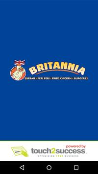 Britannia Kebabs & Southern Fried Chicken poster