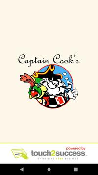 Captain Cook's poster