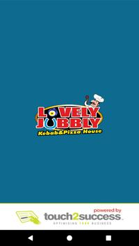 Lovely Jubbly Kebab House poster