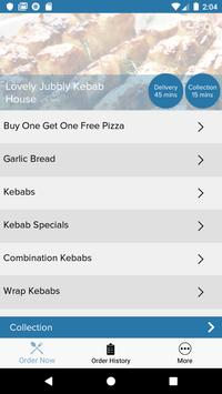 Lovely Jubbly Kebab House screenshot 1