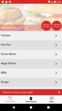 Moulshi Munch screenshot 1