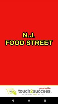 N.J. Food Street poster