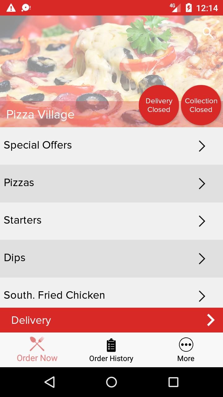 Pizza Village For Android Apk Download