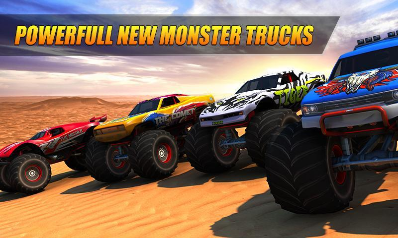 Monster Truck Racing For Android Apk Download