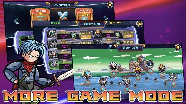 Stickman Fight : Dragon Legends Battle screenshot 4