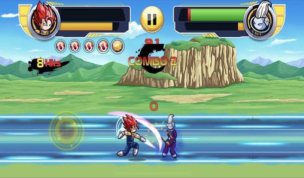 Stickman Fight : Dragon Legends Battle screenshot 3