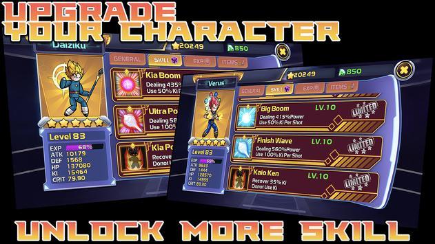 Stickman Fight : Dragon Legends Battle screenshot 5