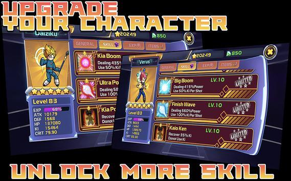 Stickman Fight : Dragon Legends Battle screenshot 13
