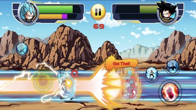 Stickman Fight : Dragon Legends Battle screenshot 1