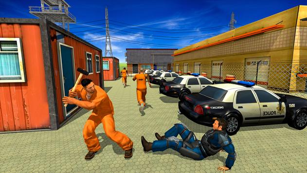 Prison Escape: Jail Break Stealth Survival Mission screenshot 1