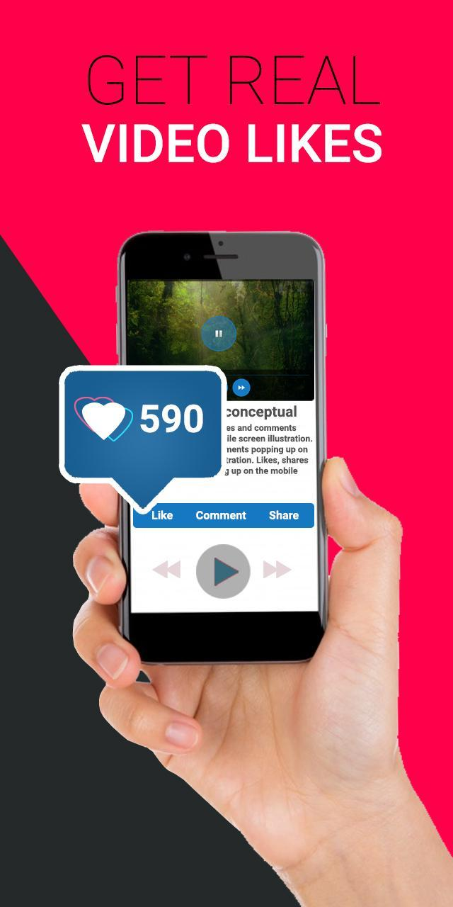RealLikes - Get Real Likes & Followers for Android - APK Download