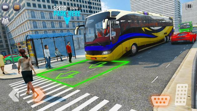 Ultimate Bus Driving Coach Simulator screenshot 15