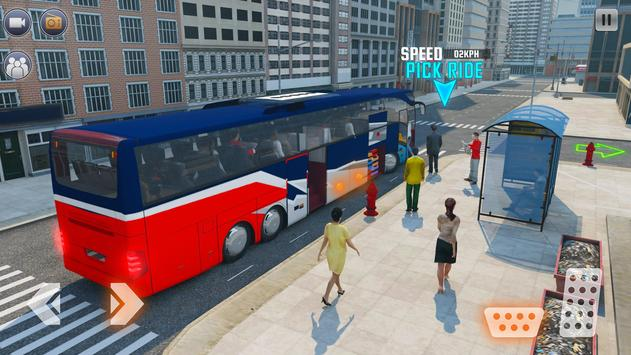 Ultimate Bus Driving Coach Simulator screenshot 19