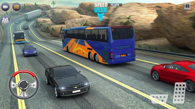 Ultimate Bus Driving Coach Simulator screenshot 1