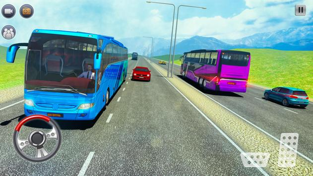 Ultimate Bus Driving Coach Simulator screenshot 4