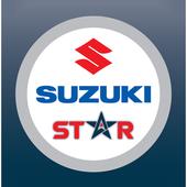 SUZUKI STAR CUSTOMER EXPERIENCE APP icon