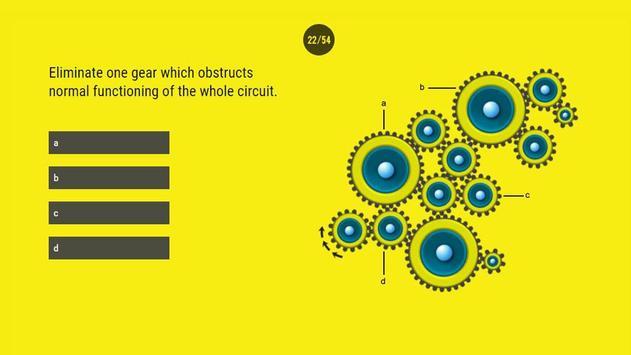 IQ Training & Testing - Free poster