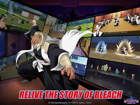 Bleach: Immortal Soul ảnh chụp màn hình 19