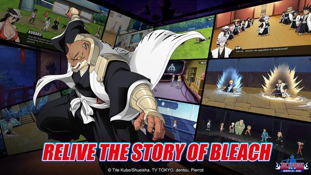 Bleach: Immortal Soul ảnh chụp màn hình 3