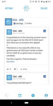 SSA-AES screenshot 1
