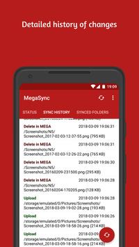 Autosync for MEGA - MegaSync स्क्रीनशॉट 6